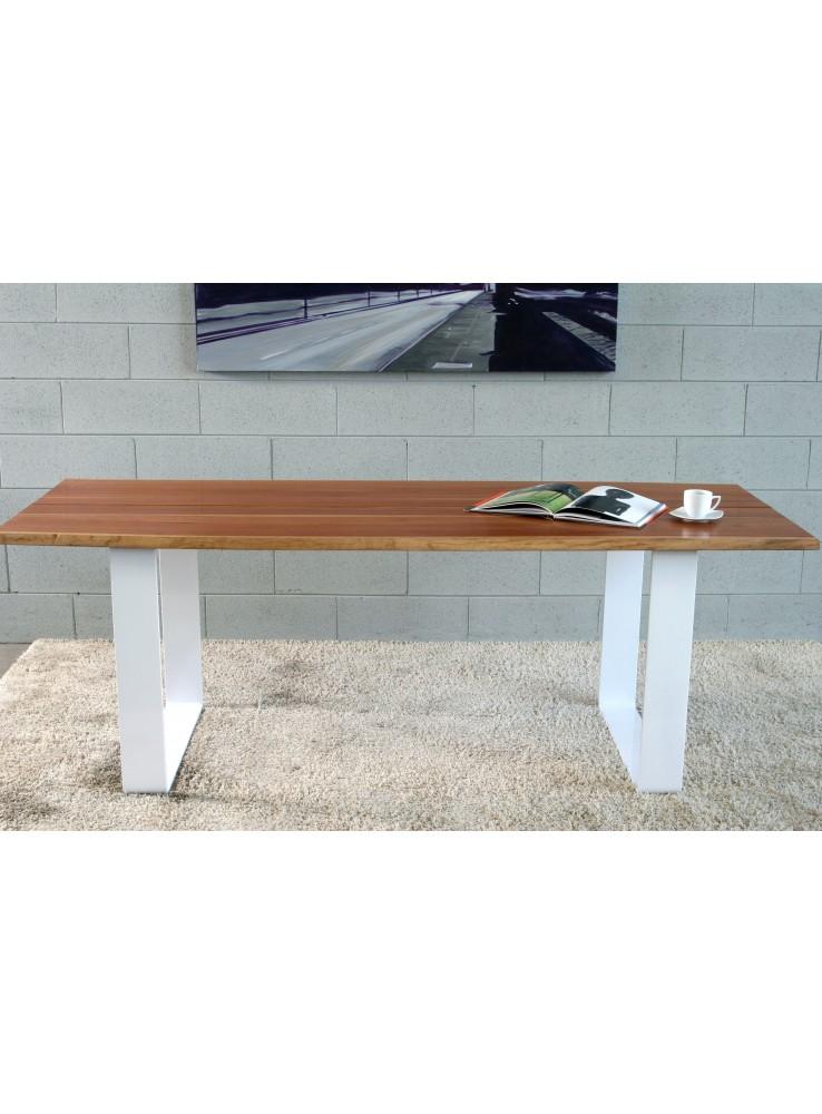 Tavolo grande misure idee creative di interni e mobili - Tavolo grande legno ...