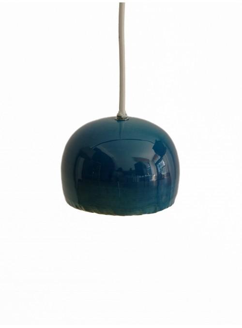 Lampada a sospensione in ceramica smaltata colorata - Brio Piccola
