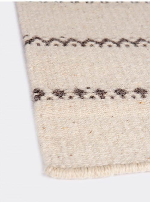 Mat carpet in sardinian wool - Il Volo