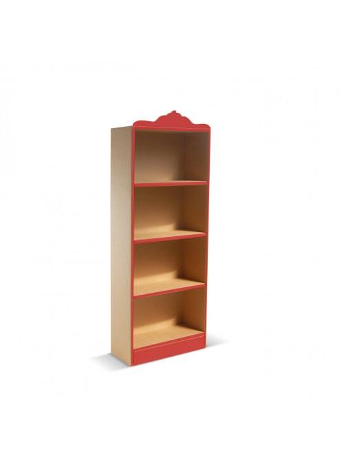 Libreria stile classico di ecodesign in cartone -Coco 145