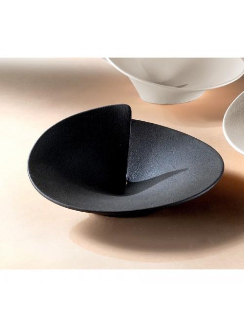 Vassoio di design in gres porcellanato - Elica beta