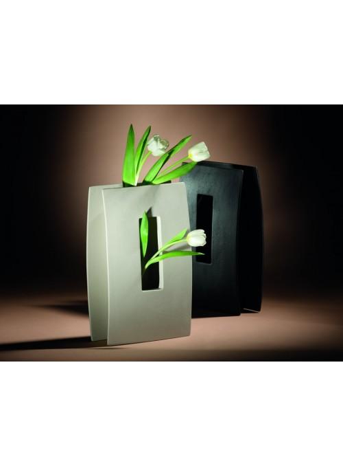 Vaso di design in gres porcellanato - Finestra alfa