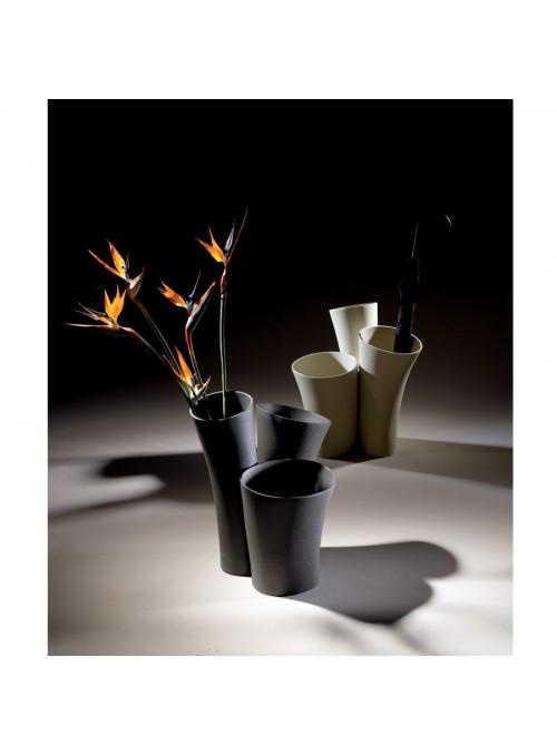 """""""Che Tempo Fa"""" umbrella stand beta in porcelain stoneware"""