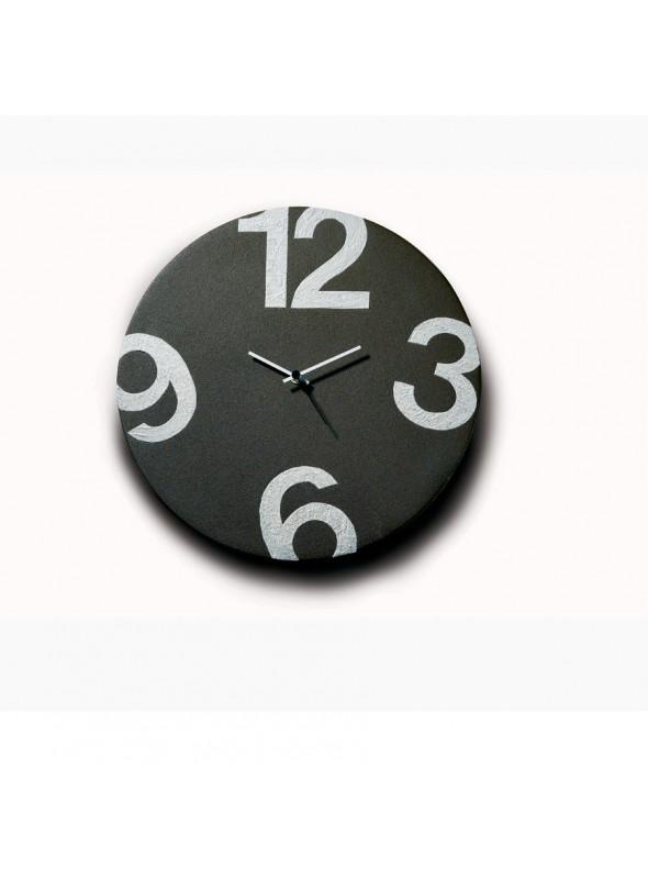 Orologio da muro in gres porcellanato - Numbers
