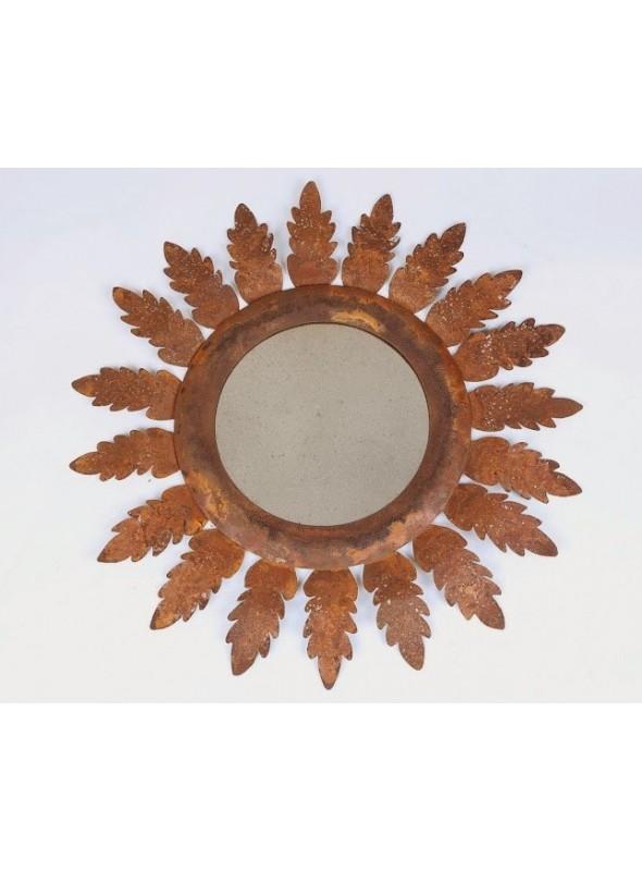 Corten mirror - Acanto