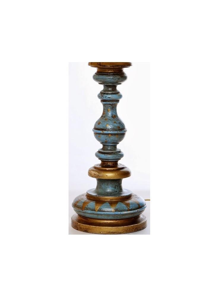 Lampada da tavolo con decorazione classica pans - Lampada da tavolo classica ...
