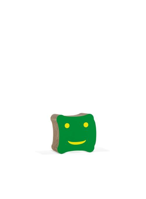 Biscotto - sgabello di ecodesign in cartone per bambini