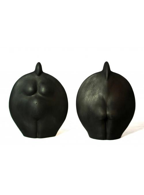 Statuetta decorativa della Dea Madre di artigianato sardo