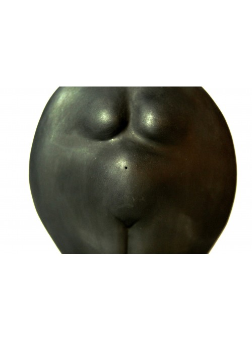 Decorative statuette of the Mother Goddess in terracotta of Sardinian craftsmanship
