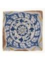 Set of earthenware polished tiles - Montelupo (A)
