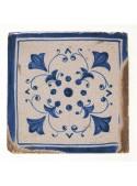 Set of earthenware polished tiles - Montelupo (B)