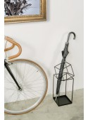 Elegant design umbrella stand in iron - Who are you