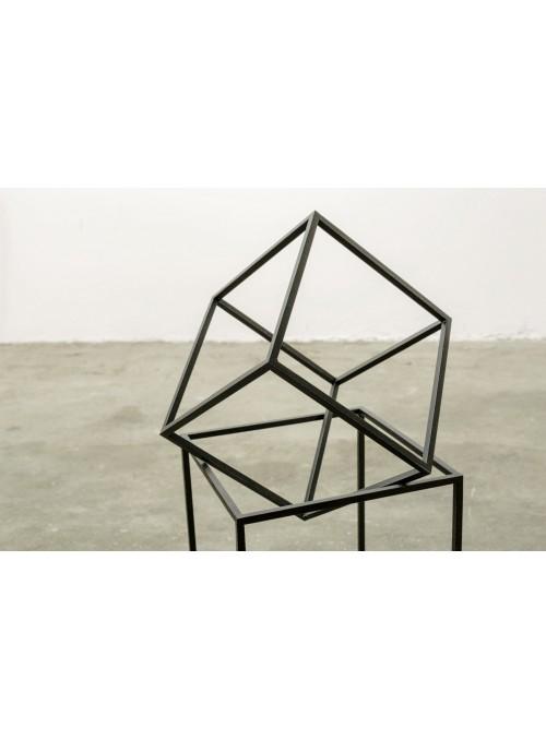 Portaombrelli elegante di design in ferro - Who are you