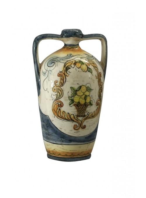 Classic amphora in ceramic