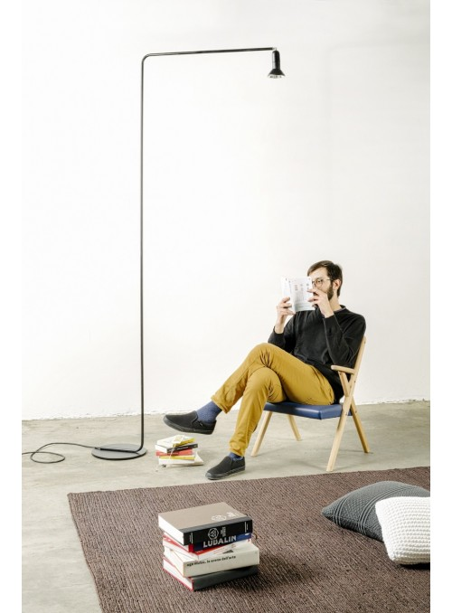 Directional suspension floor lamp - Essence
