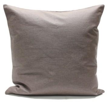 Federa per cuscino in lino nobile double face