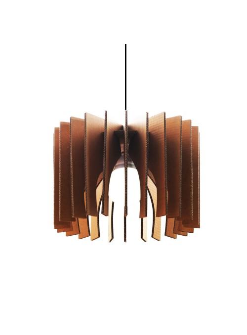 Lampada originale di ecodesign in cartone- Rays