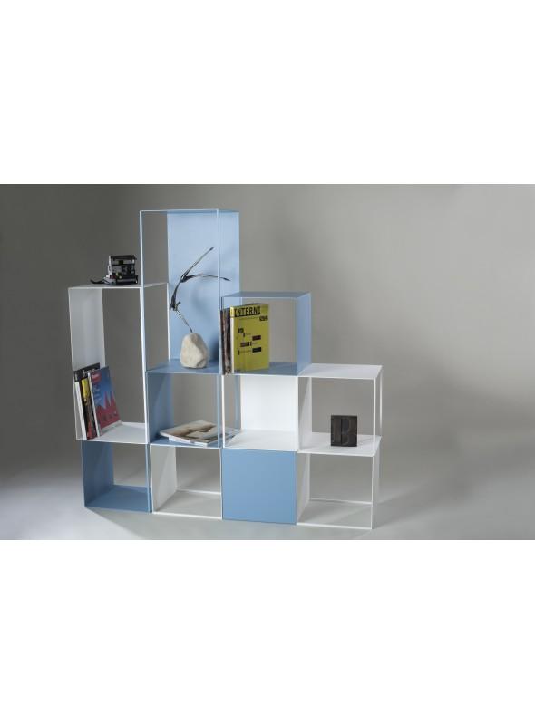 Soluzione multifunzionale di tavolo e sedie in ferro - Fun house