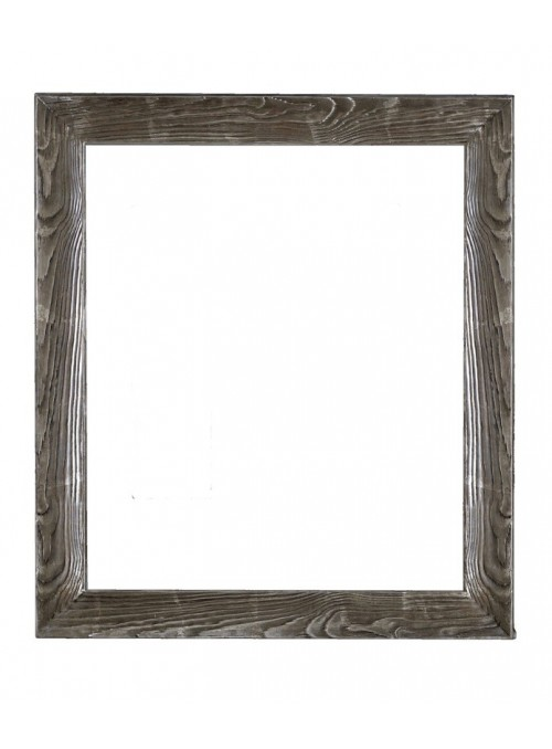 Cornice in legno Venis argento