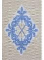 Tappeto sardo in cotone realizzato a mano