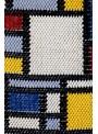 """Cotton carpet from Sardinian craftmanship """"Nodi d'amore"""""""
