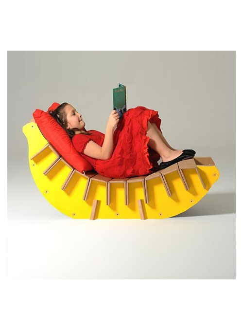 "Kids chaise-longue ""Bonita"""