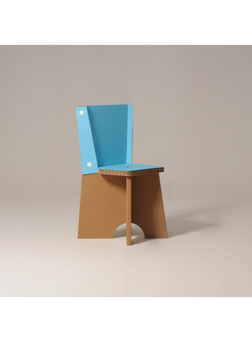 "Cardboard chair ""Julia"""