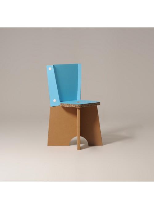"Cardboard chair ""Julia"""