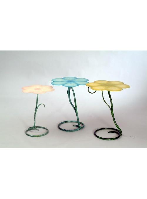 Tavolinetti in ferro battuto - Aoos