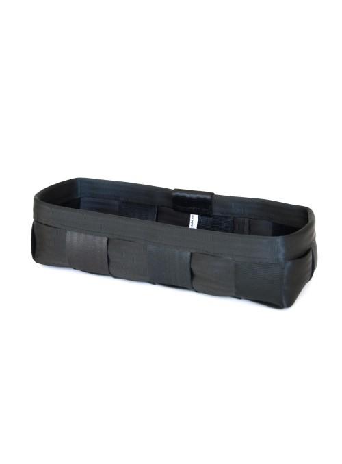 Small eco design rectangular basket