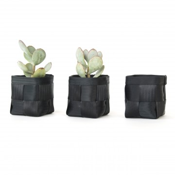 Eco design tiny pot
