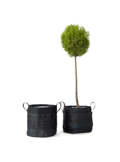 Vaso in materiale eco