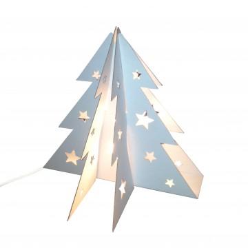 Alberello di Natale lampada da tavolo