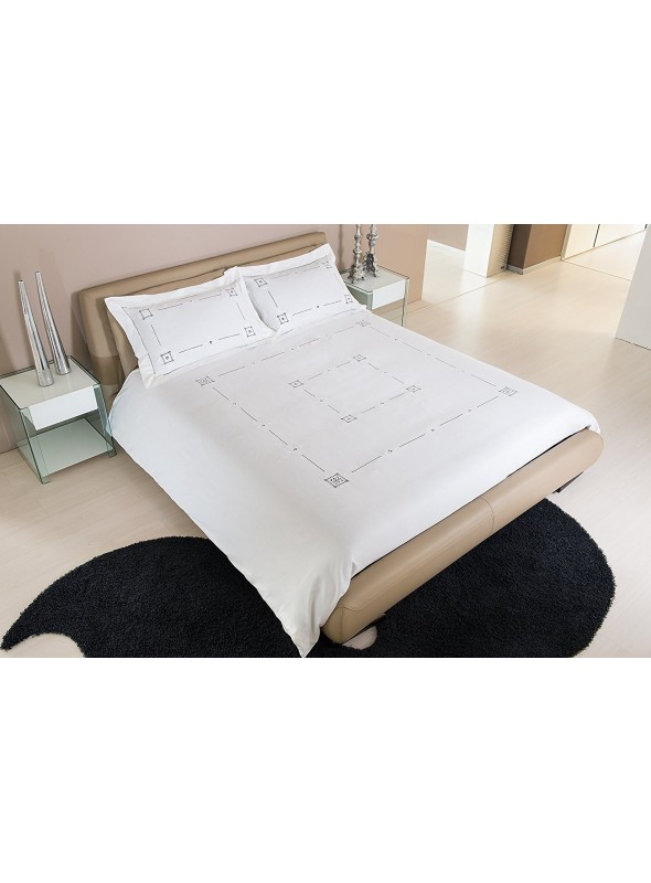 Double Bed Duvet Cover With Two Pillow Cases Donatello