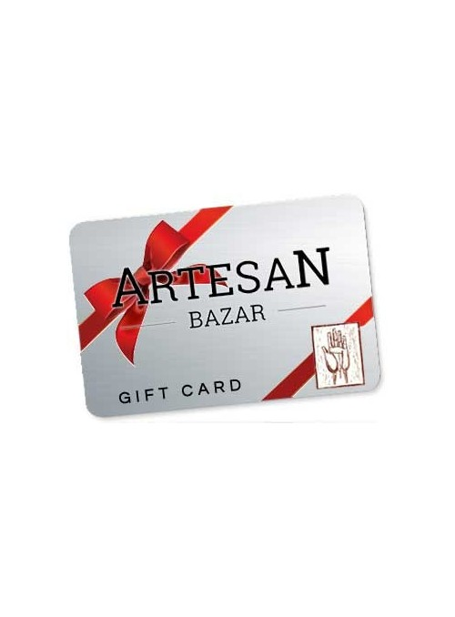 ARTESAN GIFT CARD Silver € 50