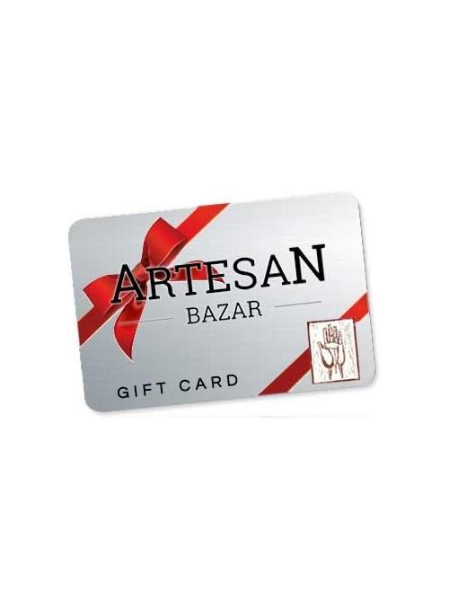ARTESAN GIFT CARD Silver €50