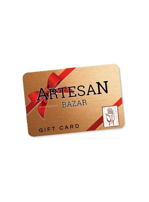 ARTESAN GIFT CARD BRONZE 25€