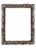 Silver wooden frame Franco