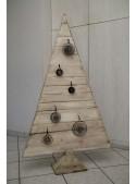 Christmas tree shabby style