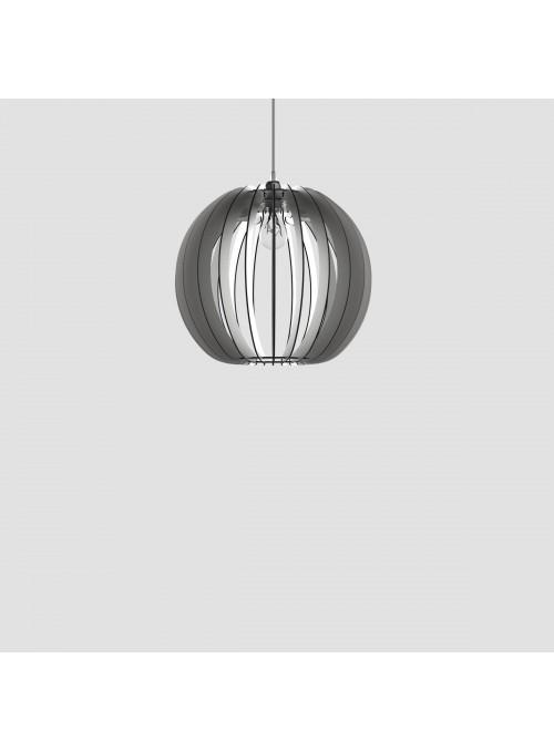 Lampada in d-bond colorato - Sfera 40