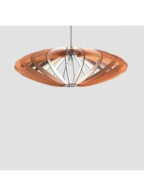 Lampada in d-bond colorato - Disco 88