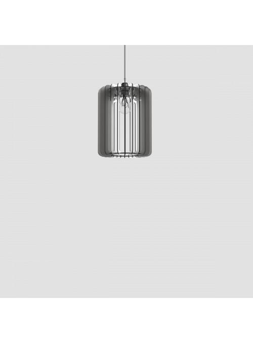 Coloured dbond lamp - Cilindro 30