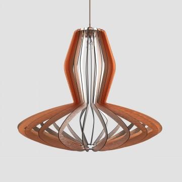 Coloured d-bond lamp - Gilda