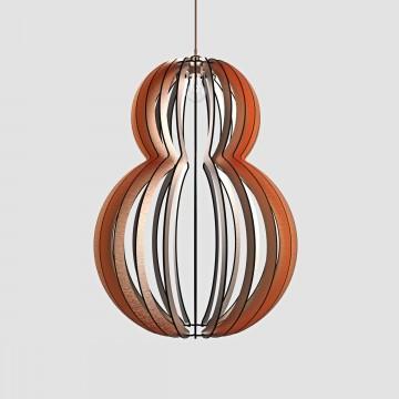 Coloured d-bond lamp - Mina