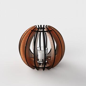 Coloured d-bond lantern - Sfera tlight