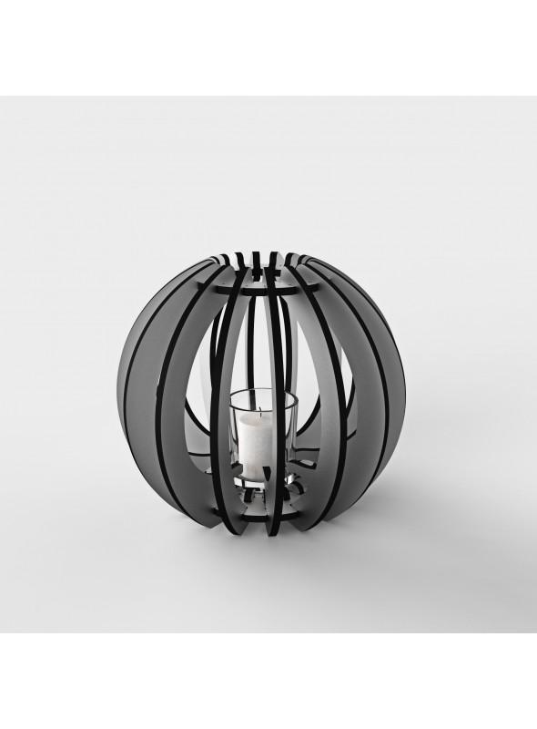Lanterna in d-bond colorato - Sfera tlight
