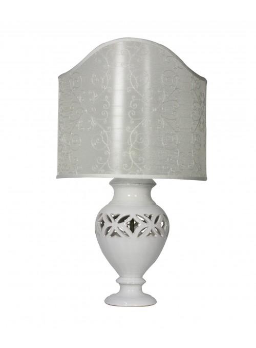 Abatjour in ceramica stile classico