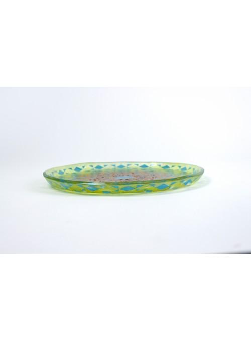 Luce rotonda in ceramica