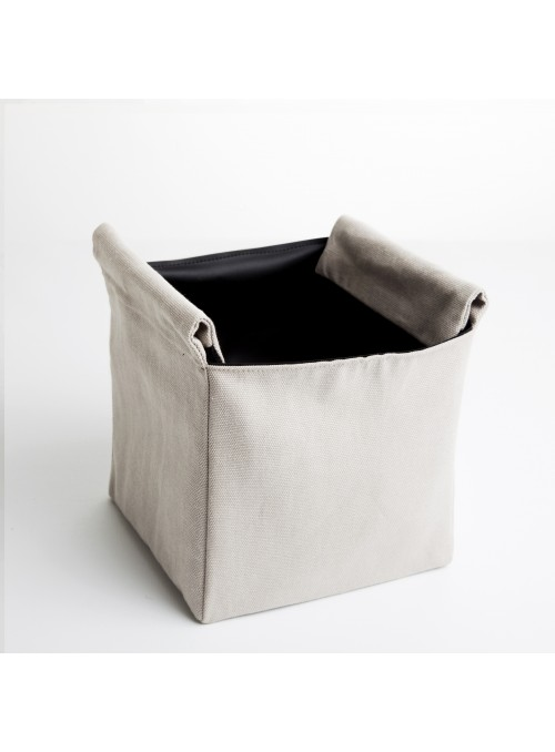 Extra bag for modular shelf unit
