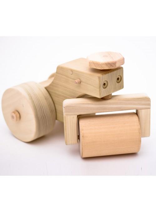 Schiacciasassi Spod giocattolo in legno